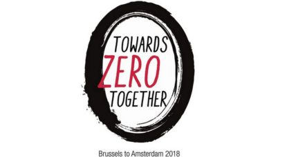 HIVsters - Towards Zero Together - Marche contre le HIV Sida