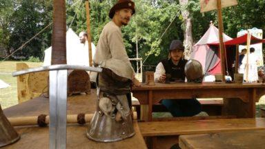 """Schaerbeek : l'initiative """"The park to be"""" invite le Moyen-Âge au parc Josaphat"""