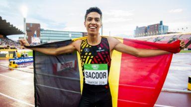 Athlétisme : Jonathan Sacoor sacré champion du monde du 400 m chez les juniors
