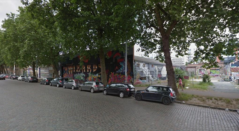 La r gion bruxelloise annonce la deuxi me vie du magasin 4 aux abords du futur parc beco - Les terrasses du port magasins ...