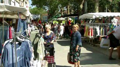 Jette : le port du masque sera obligatoire au marché dès le 26 juillet
