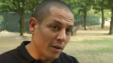 """Policier poignardé : """"La politique ultra-répressive provoque une hausse de la violence au parc Maximilien"""", estime Mehdi Kassou"""