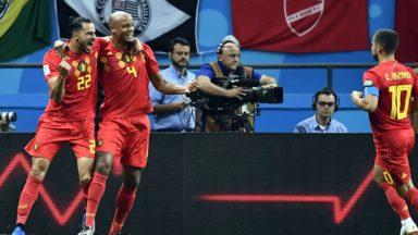 """Mertens, Januzaj et Chadli nommés pour le titre de """"but de la Coupe du monde 2018"""""""