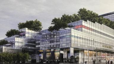 Bruxelles : les projets NEO 1 et NEO 2 devraient être terminés d'ici 2023