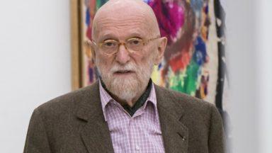 """Le peintre bruxellois Pierre Alechinsky lauréat du """"Nobel des arts"""""""