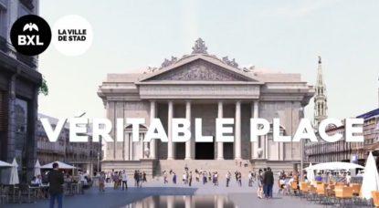 Place de la Bourse réaménagée - Piétonnier Ville de Bruxelles.jpg