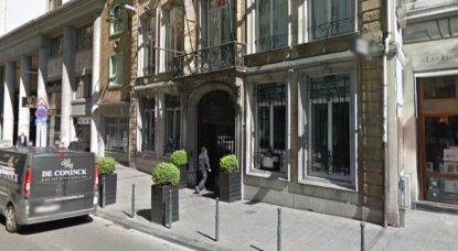 Restaurant Belga Queen - Bruxelles