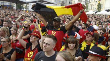 Les Diables rouges à Bruxelles ce dimanche: 9000 supporters attendus à la Grand-Place