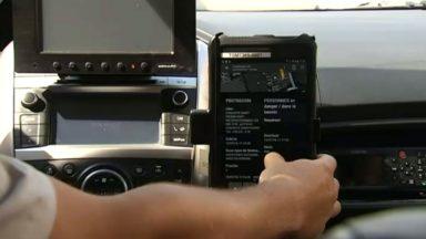 Track & Trace : un nouvel outil pour permettre aux policiers de recevoir leurs missions sur tablette