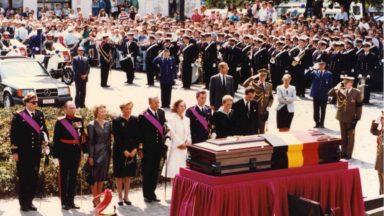 Il y a 25 ans, la Belgique se réveillait orpheline de son Roi : nos archives