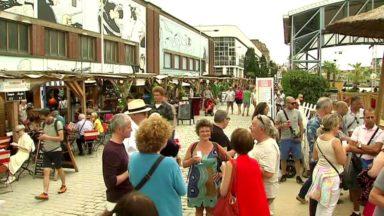 Bruxelles les Bains : quand les clients ont trop chaud, ils consomment moins