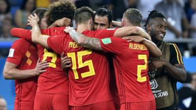 Diables rouges : Nacer Chadli et Yari Verschaeren sélectionnés pour les qualifications de l'Euro 2020