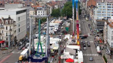 """La Foire du Midi s'ouvre ce samedi avec """"Top of the World"""" en attraction-phare"""