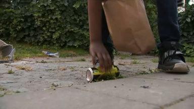 Ganshoren: un jeu de piste pour mieux sensibiliser les jeunes au ramassage des déchets