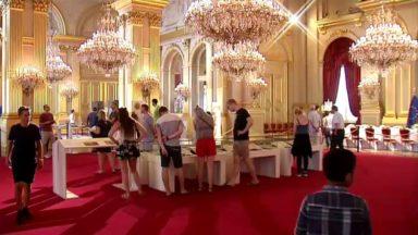 Ouverture du Palais royal au public : les touristes connaissent-ils le nom du Roi ?