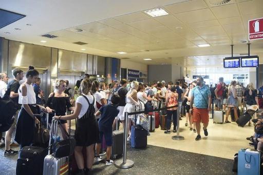 Ryanair : 5è préavis de grève des pilotes irlandais