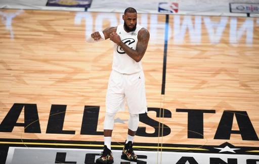 NBA : Critiqué par Trump, LeBron voit Jordan lui apporter son soutien