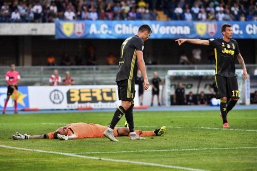 Juventus : Cristiano Ronaldo n'a pas échappé au bizutage