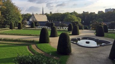 L'IGN déménagera de l'abbaye de la Cambre vers l'École royale militaire en 2019