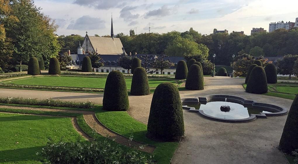 Abbaye de la Cambre - Wikimedia GdML