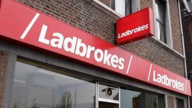 La société de paris Ladbrokes suspendue durant une journée complète en septembre