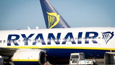 Ryanair : des actions de sensibilisation aux passagers, à l'aéroport de Zaventem