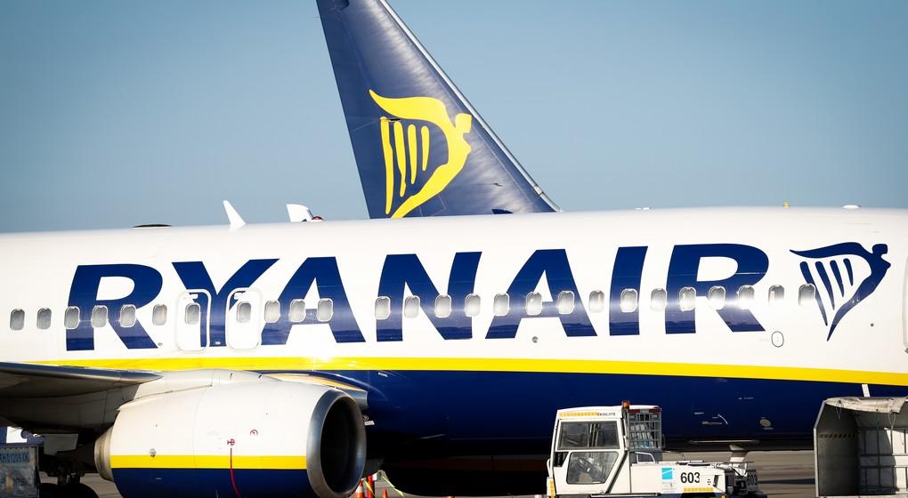 Avions Ryanair - Aéroport Charleroi - Belga Virginie Lefour