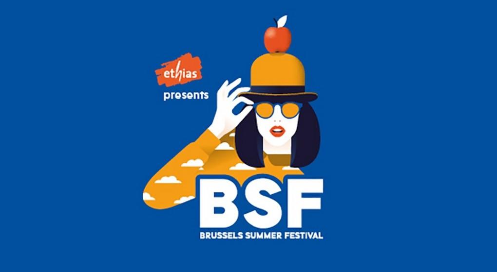 Brussels Summer Festival BSF 2018 - Affiche 2
