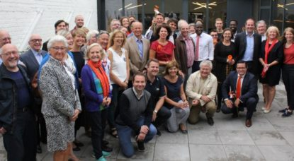 Candidats CD&V - Ville de Bruxelles - Communales 2018