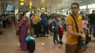 Un collectif de Belgo-Marocains demande un doublement des vols de rapatriement
