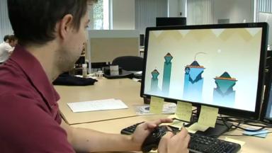 Avec son jeu vidéo, Guillaume Bouckaert défendra la Belgique à la Gamescom