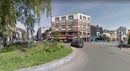 Cimetière Ixelles - Google Street View