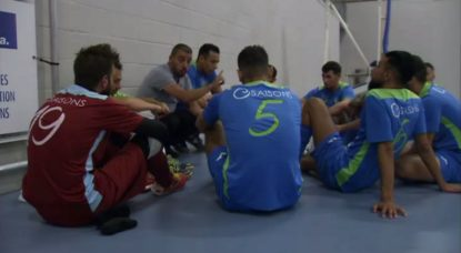 Futsal AS Schaerbeek - Reportage 25082018 - BX1