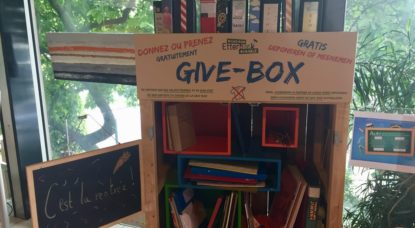Give Box Scolaire Etterbeek - Thomas Dufrane BX1