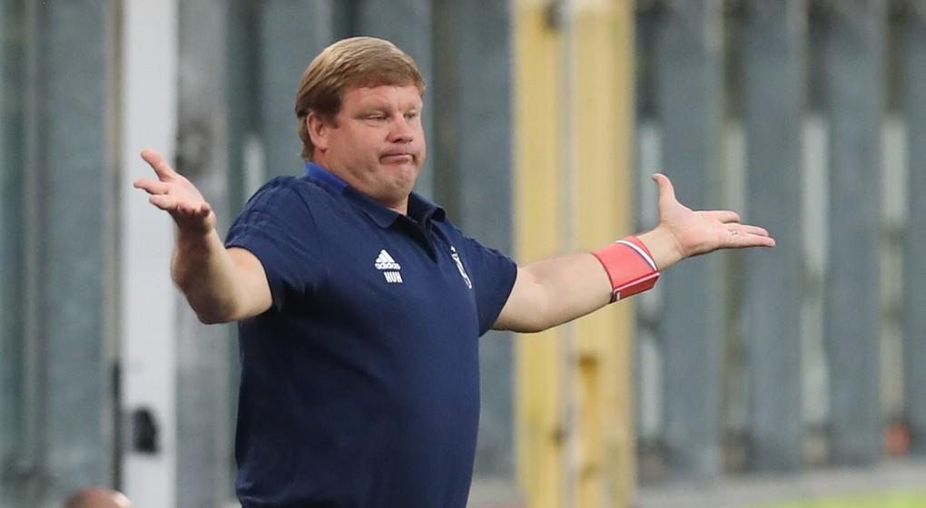 Hein Vanhaezebrouck - Entraîneur RSC Anderlecht - Belga Bruno Fahy