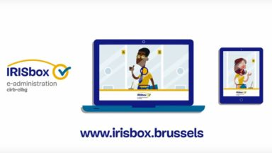 Plus de 168.000 personnes ont découvert Irisbox, le guichet virtuel de la Région bruxelloise, en 2017