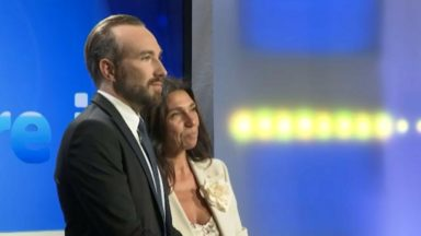 Jimmy Meo et Fanny Rochez sont les nouveaux visages du JT de Vivre Ici dès le 3 septembre