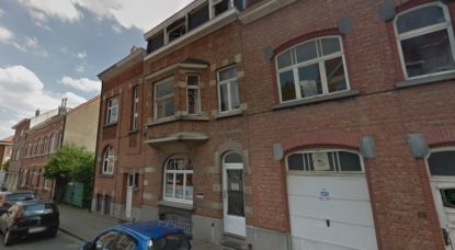 La Maison Rue Francois Gay - Woluwe-Saint-Pierre - Google Street View
