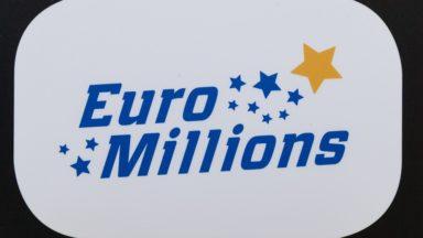 Un Belge remporte plus de 107 millions d'euros à l'EuroMillions