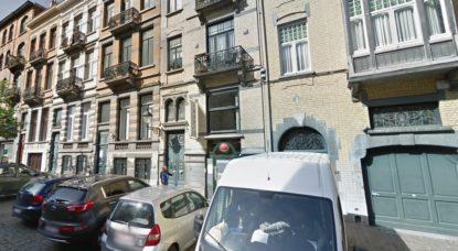 Mission locale pour l'Emploi Etterbeek - Google Street View