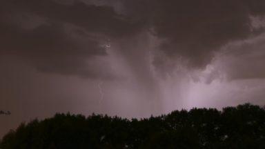 Météo: orages et grêle en vue