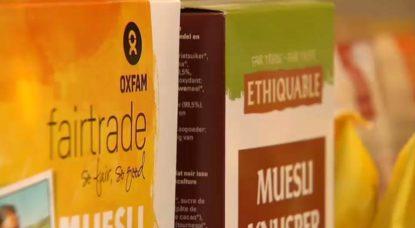 Oxfam Produits Commerce équitable - M BX1