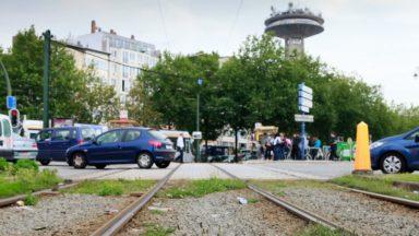 Schaerbeek : une partie de la place Meiser en travaux du 9 au 16 août