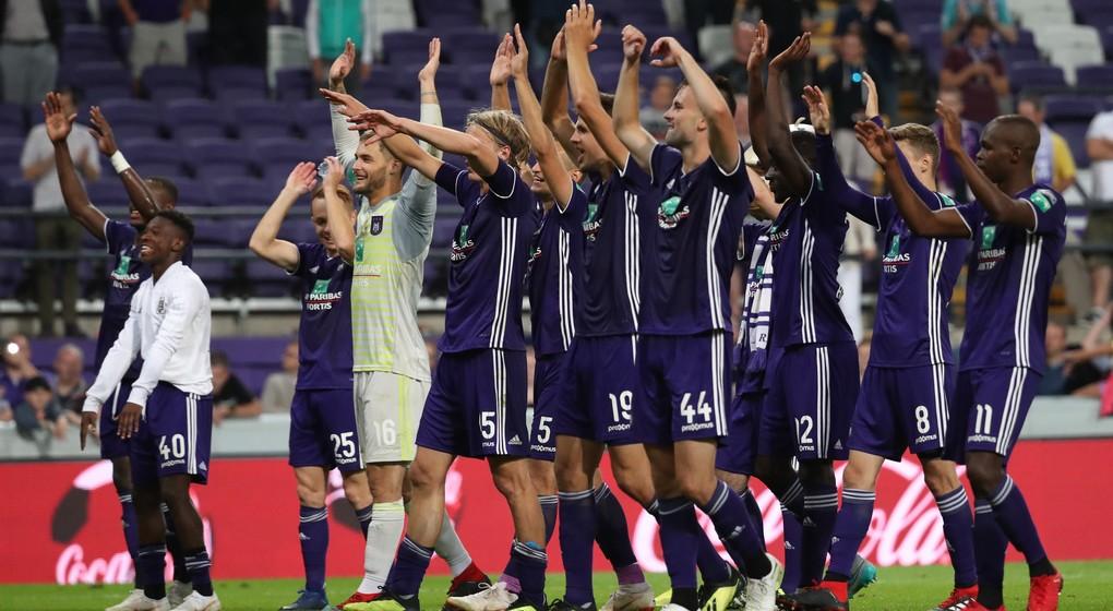 Europa league anderlecht rencontrera fenerbahçe le dinamo