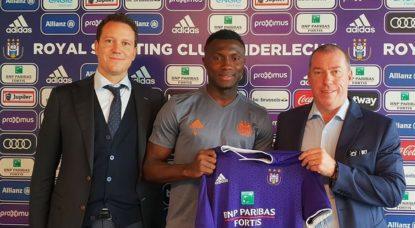 RSC Anderlecht - Bubaccar Sanneh