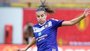 Ligue des champions dames : le RSC Anderlecht s'impose à Glasgow (1-2) pour son premier match de qualification