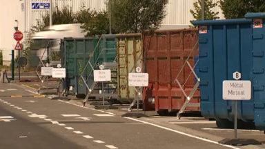 Certains véhicules ne pourront plus accéder aux Recypark Nord et Sud