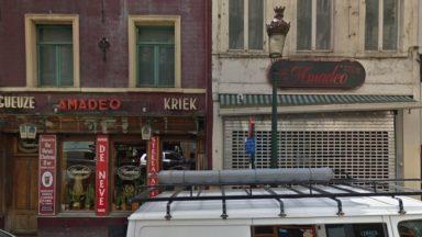 L'Afsca fait fermer les restaurants Amadeus de Bruxelles et Kruishoutem