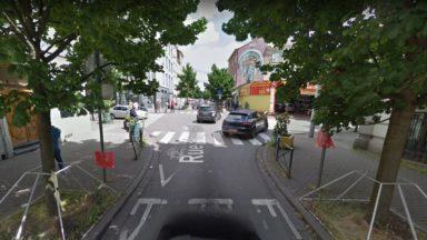 Molenbeek : un casse-vitesse va être installé dans la rue Heyvaert
