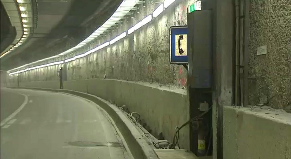 Tunnel Léopold II - Illustration Intérieur - BX1